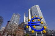 Willy-Brandt Platz and Financial District, Frankfurt am Main, Hesse, Germany, Europe - RHPLF04548