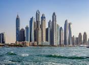 Dubai Marina, Dubai, United Arab Emirates, Middle East - RHPLF05748