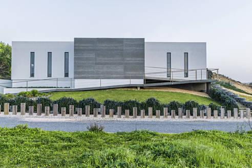 Exterior view of a modern villa - SBOF01980