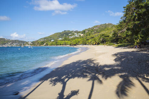 Princess Margaret Beach, Bequia, The Grenadines, St. Vincent and The Grenadines, West Indies, Caribbean, Central America - RHPLF09507