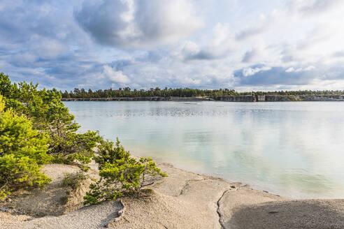 Blue lagoon, Gotland, Sweden, Scandinavia, Europe - RHPLF10819