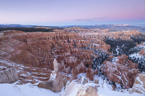 Bryce Canyon National Park, Utah, United States of America, North America - RHPLF11456
