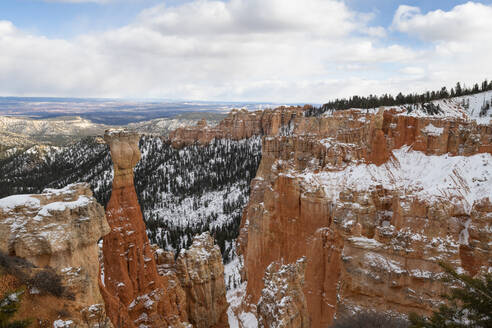 Bryce Canyon National Park, Utah, United States of America, North America - RHPLF11459