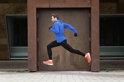 Jogger running - JSRF00632