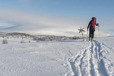 Person skiing - JOHF01475