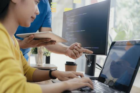 UX UI and Programming development technology. - CAVF63493