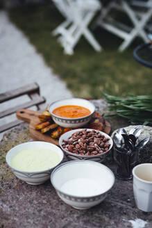 Food on table - JOHF02664
