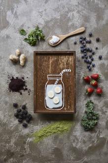 Fresh ingredients - JOHF02893