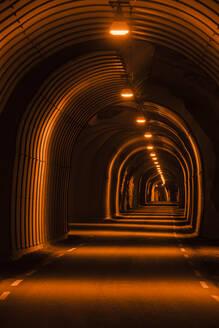Illuminated tunnel - JOHF04108
