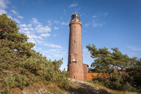 Lighthouse at Darsser Ort, Mecklenburg-Western Pomerania, Germany - EGBF00497