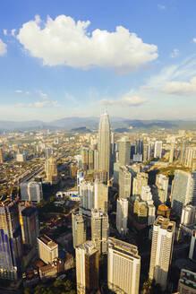 Cityscape of Kuala Lumpur, Malaysia - GIOF07409