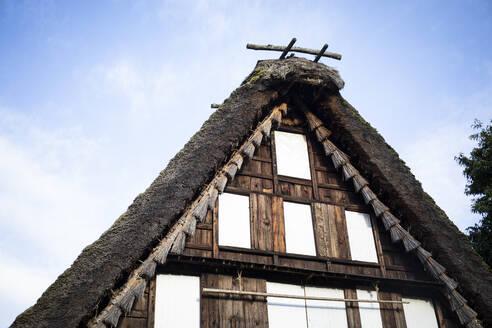 Japan, Takayama, Traditional house of HidaFolk Village - ABZF02753