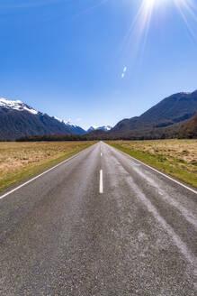 State Highway 94, Fiordland National Park, South Island, New Zealand - SMAF01683