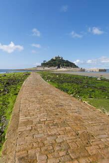 St. Michael's Mount, Marazion, Cornwall, England, United Kingdom, Europe - RHPLF12870