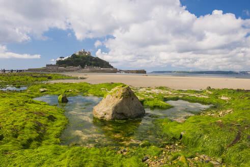 St. Michael's Mount, Marazion, Cornwall, England, United Kingdom, Europe - RHPLF12876