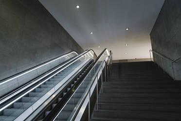 Escalator in underground station - AHSF01261