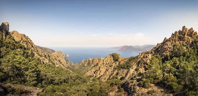 Calanchi di Piana, Calanche, Corse-du-Sud, Corsica, France - MSUF00026