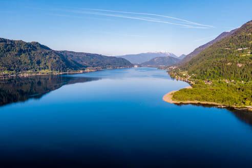 Austria, Carinthia, Oissach lake - DAWF01007