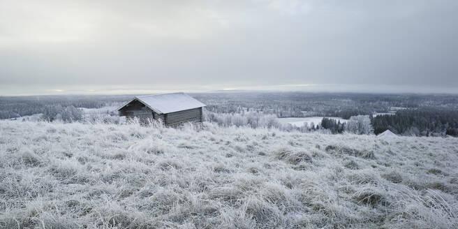 Winter landscape - JOHF05887