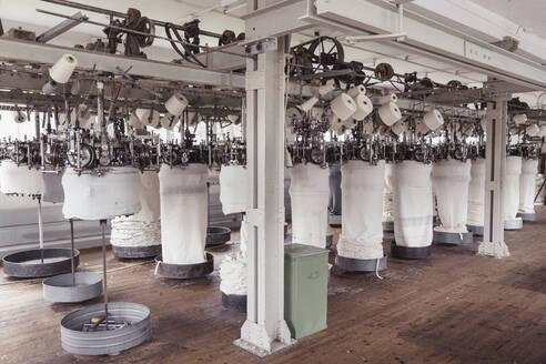 Interior of a textile factory - SDAHF00063