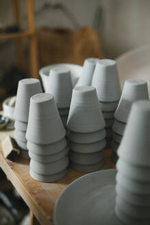 Pottery in workshop - JOHF08979