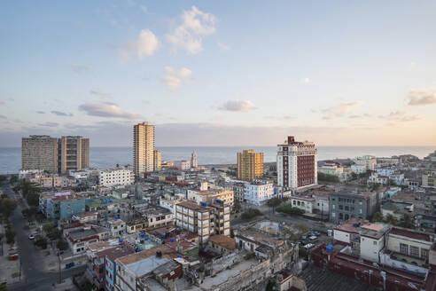 Cityscape, Havana, Cuba - PAF01922