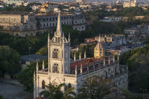 Church Parroquia Del Sagrado Corazon de Jesus, Havana, Cuba - PAF01958