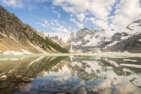 Lake of the Hanging Glacier - CAVF77381