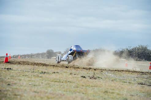 Racing car on racing track - OCMF01185