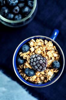 Prepared healthy food with healthy tones - CAVF88946