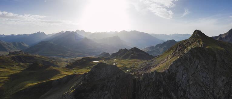 Beautiful mountain range around Ibones of Anayet - RSGF00382