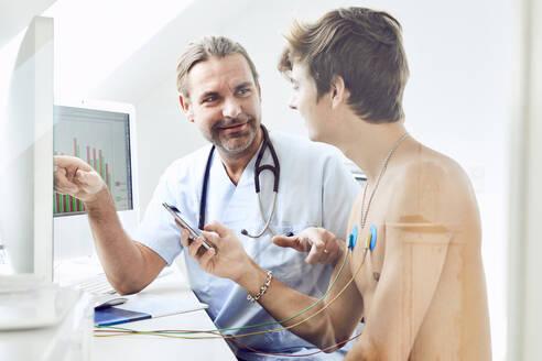 Deutschland, Digitalisierung in der Medizin - UKOF00109