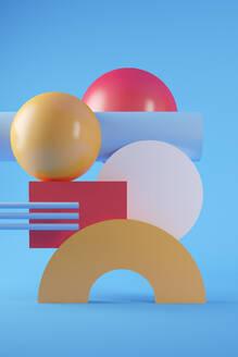Minimal Geometric Background - JPSF00049
