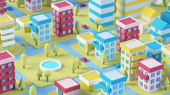Cartoon city - JPSF00080